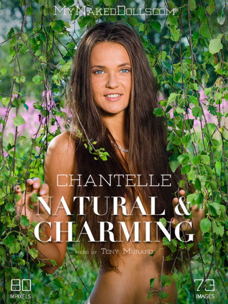 Natural-&-Charming_Chantelle_Cover